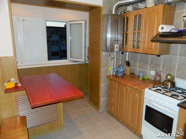 Двухкомнатная квартира в Геленджике 1