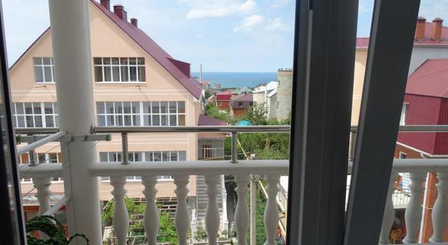 Вид с балкона 2