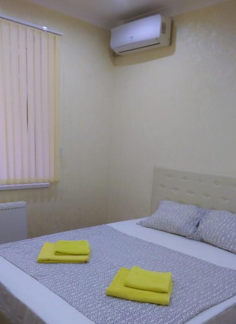 Двуспальная кровать номер