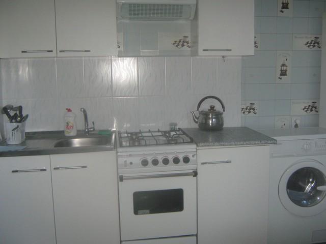 кухня на первом этаже