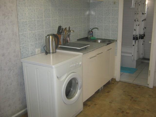 кухня на 2 этаже (2)