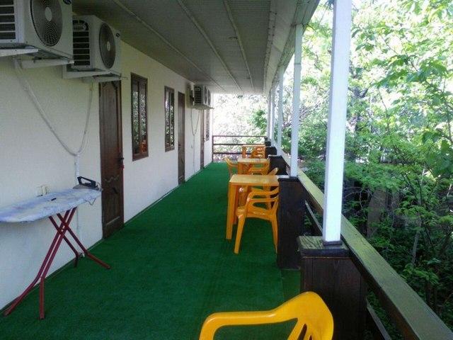 общий балкон Шмидта