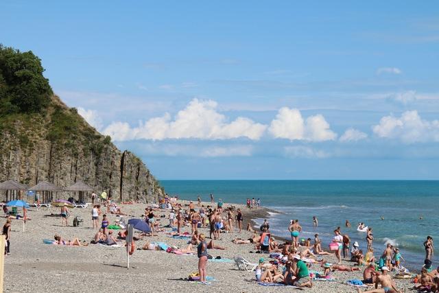 Пляж Бетта 2