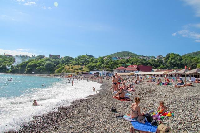Пляж Бетта