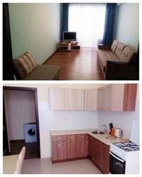 Одноконатная квартира по улице Островского в Геленджике