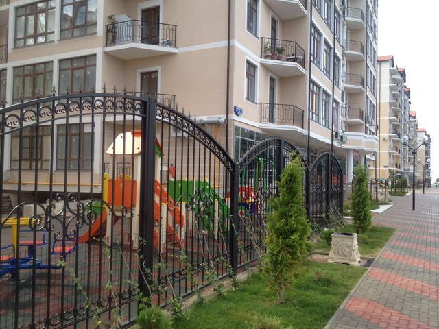Улица детская площадка